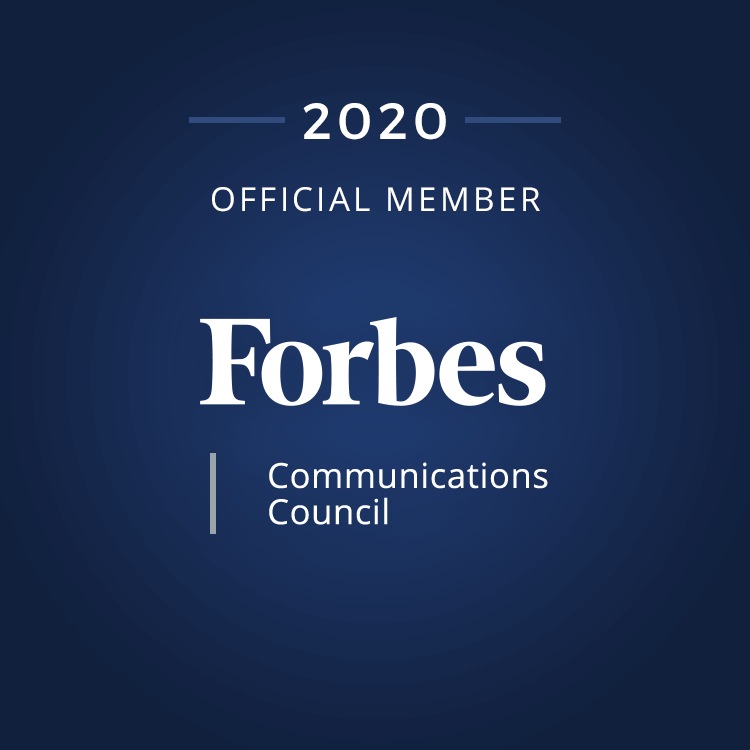 Forbes Council Member Logo 2020